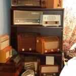 Radioapparater i överflöd