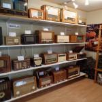 Hörby Radioförenings fina samling